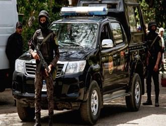 مقتل 6 من أفراد الأمن المصري في هجوم مسلح غرب القاهرة