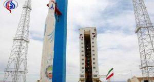 """افتتاح قاعدة فضائية في ايران باطلاق تجريبي للمسبار """"سيمرغ"""""""