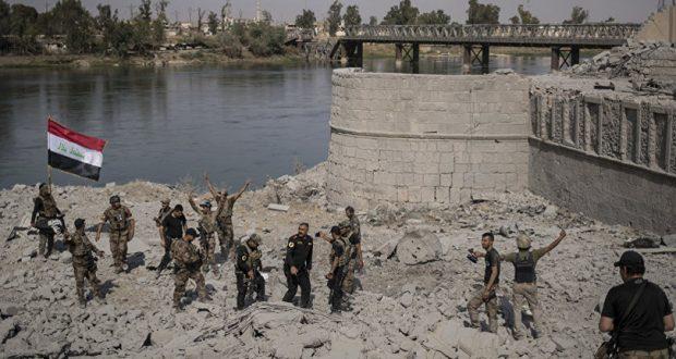 مكاسب حرب العراق ضد تنظيم داعش