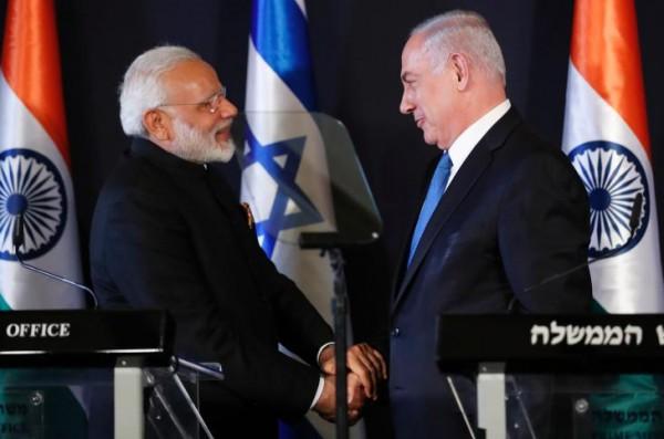 صفقات بمليارات الدولارات بين الهند وإسرائيل