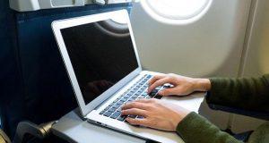 رفع حظر حمل الكمبيوترالمحمول على الرحلات من السعودية إلى أمريكا