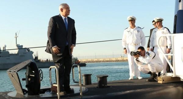 محكمة الصلح الإسرائيلية تمدد اعتقال المشتبه بهما في قضية الغواصات