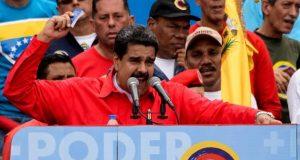 مادورو يدعو المعارضة إلى الحوار ويؤكد المضي قدماً في انتخاب المجلس التأسيسي