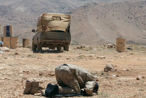 إسرائيل صامتة… هُزمت مع هزيمة «القاعدة» في الجرود