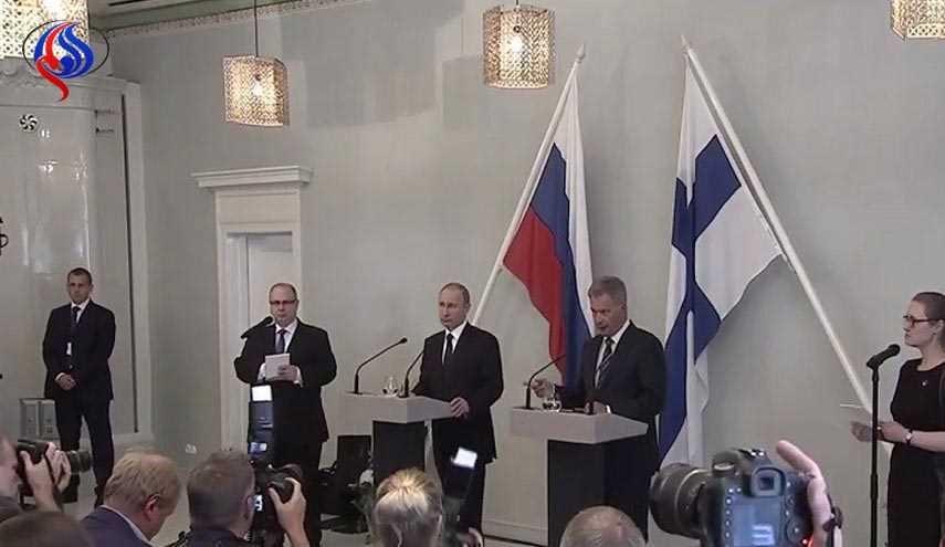 ما هي أولوية موسكو في سوريا؟ بوتين يجيب..