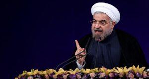 الشيخ روحاني: بعض مراهقي السياسة والحكم خلقوا مشاكل للمنطقة