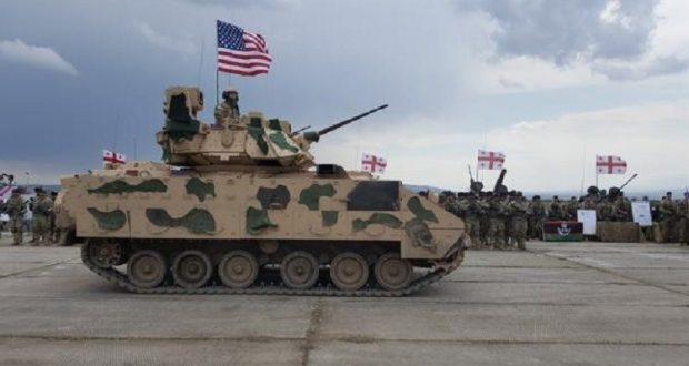 الولايات المتحدة ستزود جورجيا بأسلحة دفاعية