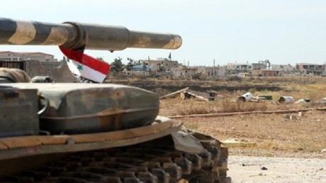 تنسيق لبناني سوري تحضيرا معركة