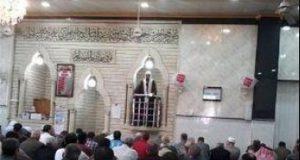 خطيب داعش في تلعفر يلمح الى أن خطبته اليوم قد تكون الأخيرة