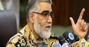 نائب قائد الجيش الإيراني: داعش لا يجرؤ حتى على التفكير بالاقتراب من حدود البلاد