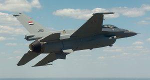 الطيران العراقي يدمر مواقع لتنظيم داعش الإرهابي في قضاء تلعفر