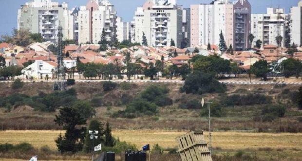 إطلاق صافرات الإنذار في عسقلان جنوب فلسطين المحتلة