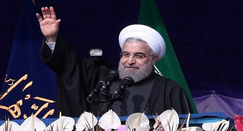 من سيحضر مراسم تنصيب الرئيس روحاني؟
