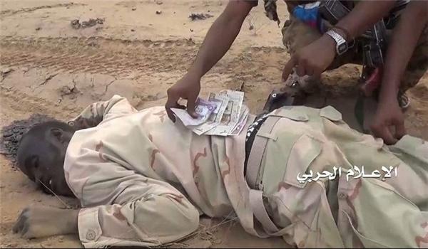 تحالف العدوان السعودي يستقدم جنود سودانيين جدد إلى عدن