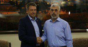 ماورير: صعقت خلال زيارتي للضفة وغزة