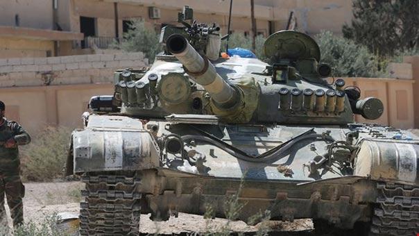 انجاز عسكري جديد..الجيش السوري يكسر الحصار عن مطار دير الزور العسكري