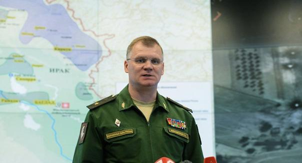 القضاء على 5 قادة ميدانيين و32 مقاتلًا في الضربة الجوية في إدلب