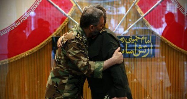 إيران: «الجيش» و«الحرس الثوري» يؤکدان علی وحدتهما أمام تهديدات الأعداء