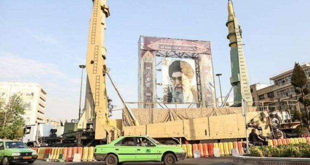 لأول مرة… نشر صواريخ إس 300 إيرانية الصنع وسط طهران!