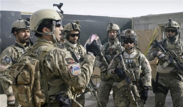 القوات الأميركية في أفغانستان توزع مناشير مسيئة للإسلام