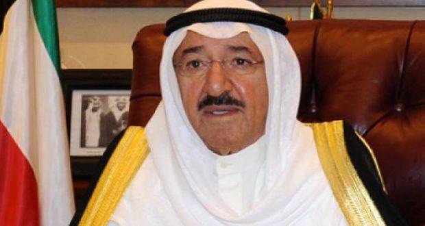 أمير الكويت: متفائل بحل الأزمة الخليجية