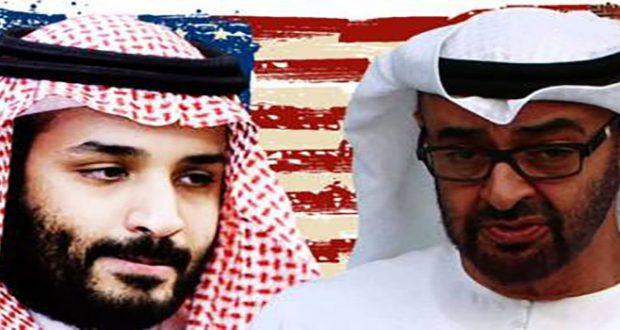 """ترامب يدعم """"المحمدين"""" لقيادة إنقلابات ناعمة في الخليج"""