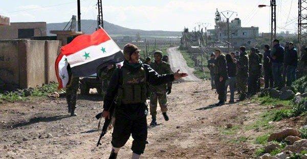 """الدفاع الروسية: فتح طريق حمص-حماة .. و""""داعش"""" بات بين فكي كماشة"""