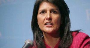 السفيرة الأمريكية بالأمم المتحدة تحرّض ضدّ حزب الله