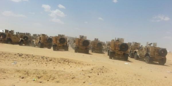 اليمن: تعزيزات عسكرية جديدة تصل مأرب بينهم ضباط خليجيون