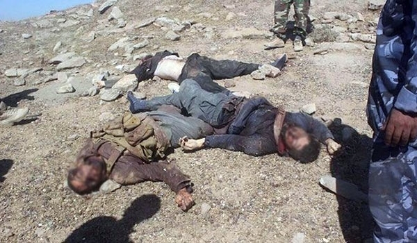 العراق.. ارتفاع عدد الانتحاريين القتلى في وادي ثلاب إلى 14