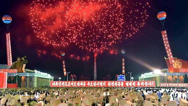 بيونغ يانغ تحتفل بـ'الهيدروجينية'.. وتهدد 'الإمبرياليين'