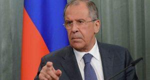 لافروف: اهداف واشنطن في سوريا ستتضح بعد القضاء على الارهاب