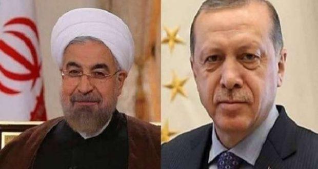 اردوغان وروحاني: عدم إلغاء استفتاء كردستان سيحدث فوضى