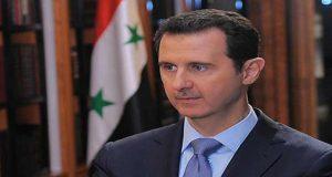 الرئيس الأسد يشكر الإمام الخامنئي وإيران على دورها الهامّ في كسر حصار دير الزور