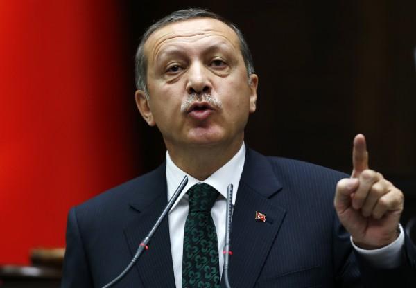 أردوغان يحذر إسرائيل من دعم استقلال كردستان عن العراق
