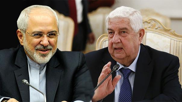 ظريف يهنئ قيادة سوريا وشعبها بالانتصار المحقق في دير الزور