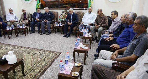 السنوار: بدء التحضير لمغادرة الفصائل للقاهرة لاستكمال المصالحة