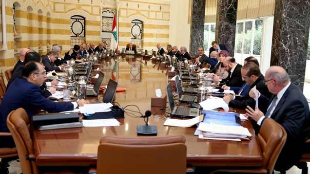 الرئيس عون في مجلس الوزراء: مصلحة لبنان هي الاساس في مقاربة موضوع النازحين