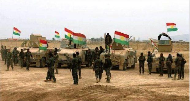 «البيشمركة» تعلن انسحابها من كركوك لعدم التكافؤ والقوات العراقية على بعد كيلومترين من أربيل