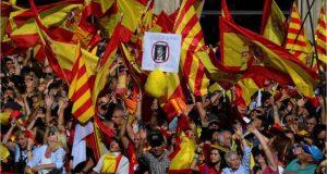 موت مبكر لمشاريع الانفصال: البرزاني يتقاعد… وحشود كتالونيا تؤيد الوحدة