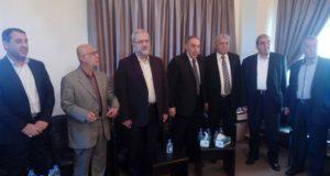 وفد من حزب الله في عكار : لن يخيفنا التهويل الاميركي