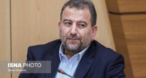 رئيس وفد حماس: زيارتنا إلى طهران هي رفض عملي لشرط الكيان الإسرائيلي
