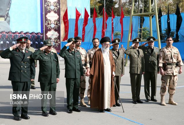 الإمام الخامنئي: أعلنا ذلك سابقاً ونعلنها مجدداً أن قدرات البلاد الدفاعية غير قابلة للتفاوض