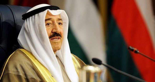 أمير الكويت مخاطبا رئيس مجلس الأمة: تصديكم للوفد الإسرائيلي في اجتماع البرلمان الدولي مشرف