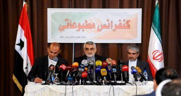 بروجردي: استفتاء إقليم كردستان العراق عمل خاطئ
