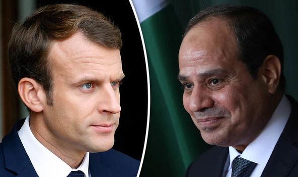 السيسي في فرنسا لبحث سبل تعزيز الشراكة القائمة مع باريس