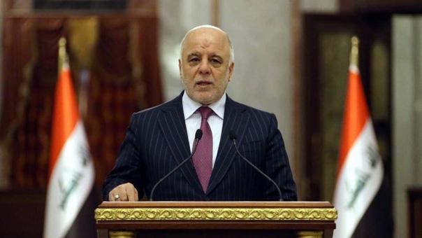 العبادي يهنئ العراقيين بتحرير القائم