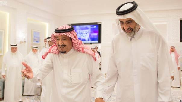 قطر تجمّد أرصدة الشيخ عبدالله علي آل ثاني المقرّب من السعودية