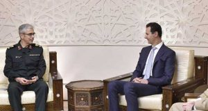رسالة من الإمام الخامنئي إلى الرئيس الأسد