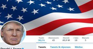 """ترامب: لولا """"تويتر"""" ربما ما كنت في البيت الأبيض!"""